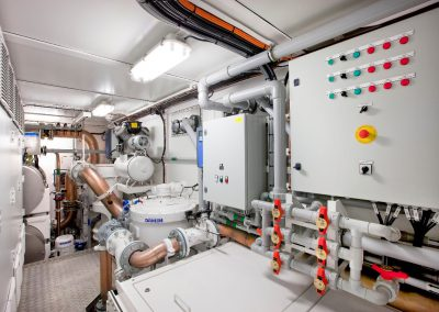 Shipboard Verification BWTS InvaSave 300 for DAMEN Green Solutions